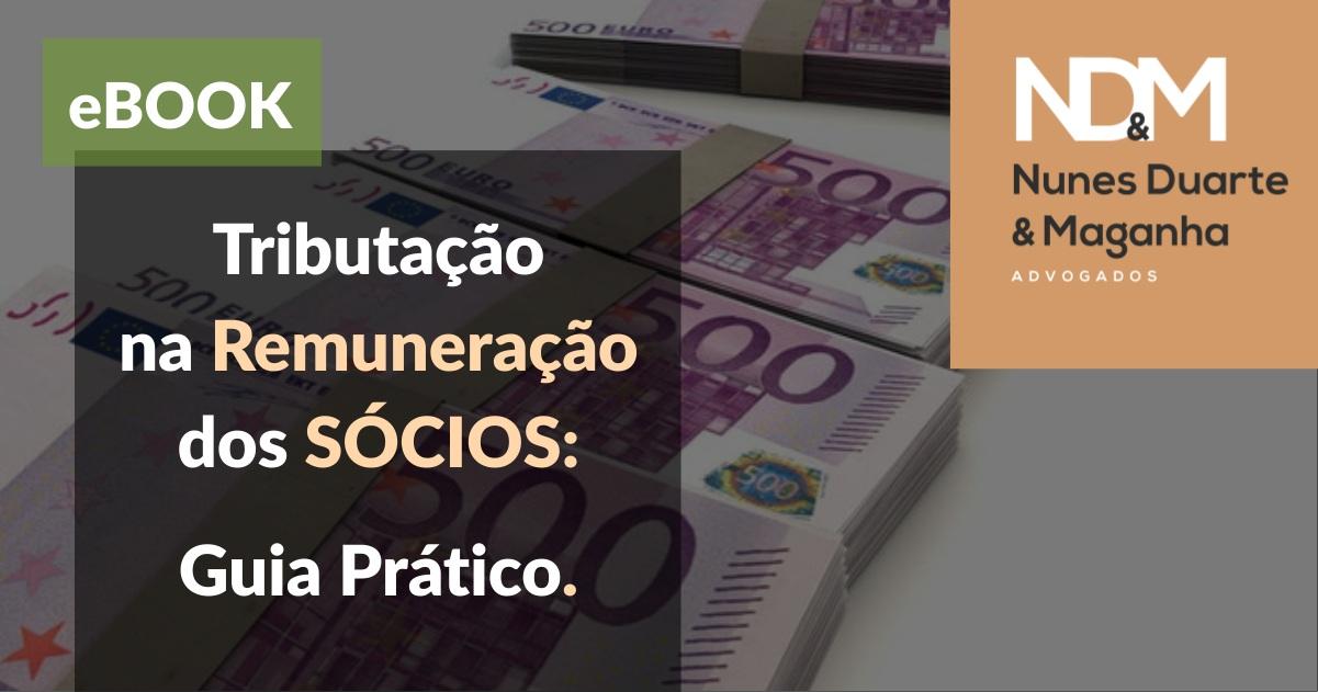 [eBook] Tributação na Remuneração dos Sócios - Guia Prático