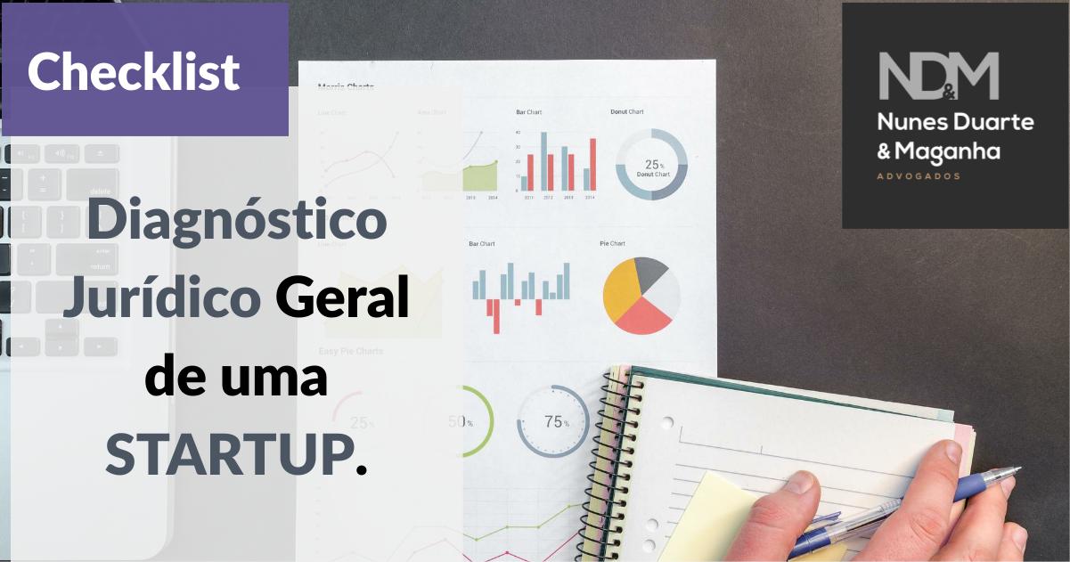 [eBook - Checklist] Diagnóstico Jurídico Geral da sua Startup