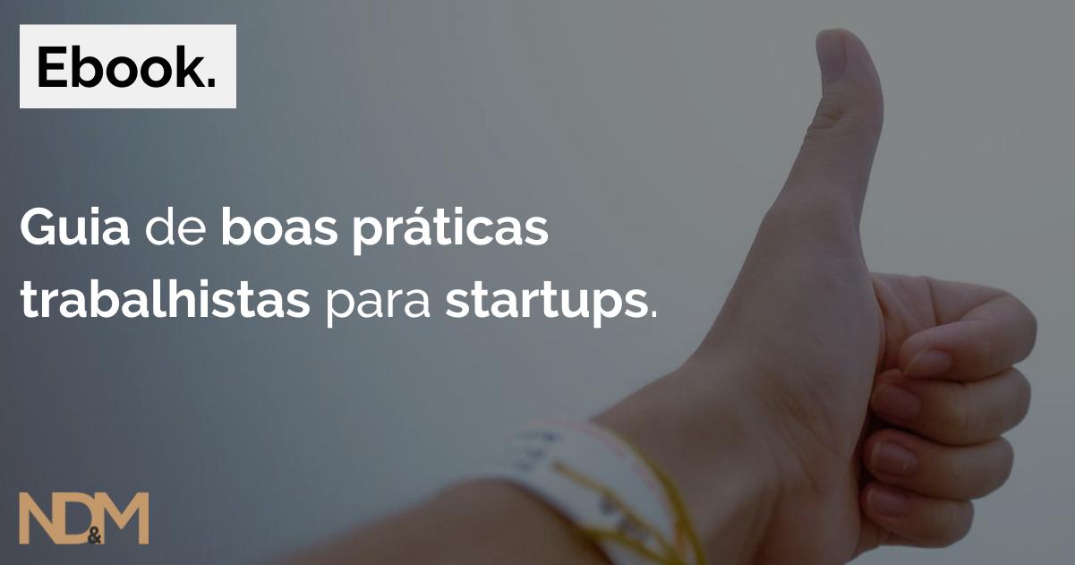 [eBook] Guia de boas práticas trabalhistas para Startups
