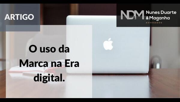 O uso da Marca na Era digital