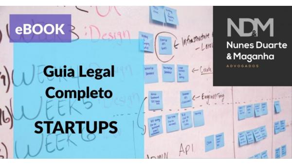 [eBook] Guia Legal Completo para Startups