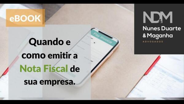 [eBook] Quando e como emitir a Nota Fiscal de sua empresa