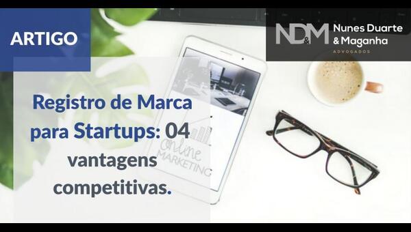 Registro de Marca para Startups: 04 vantagens competitivas