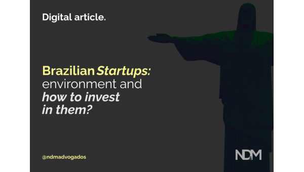 Brazilian startups: environment and how to invest in them?