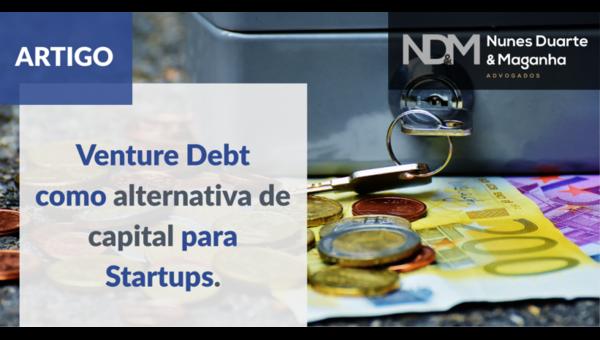 Venture Debt como alternativa de capital para startups