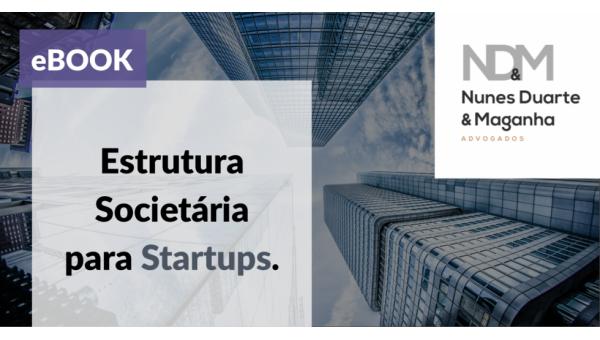 [eBook] Estrutura Societária para Startups